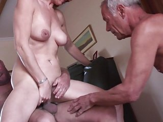Inexpert of age cuckold 1